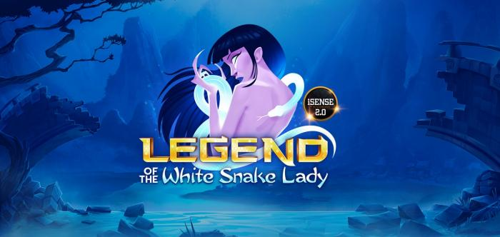 Découvrez Legend of the White Snake Lady™ d'Yggdrasil !